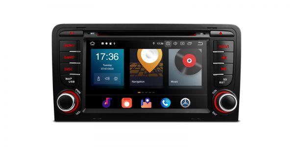 Audi | Various | Android 10 | Octa Core | 4GB RAM & 64GB ROM | PBX70AA3