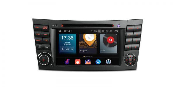 Mercedes-Benz | Various | Android 10 | Octa Core | 4GB RAM & 64GB ROM | PBX70M211