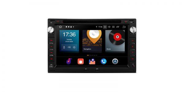 VW / SEAT / SKODA | Various | Android 10 | Octa Core | 4GB RAM & 64GB ROM | PBX70MTW