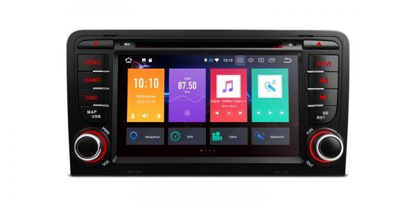 Audi | Various | Android 9.0 | Octa Core | 4GB RAM & 64GB ROM | PBX79AA3