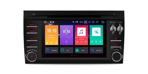 Porsche | Cayenne | Android 9.0 | Octa Core | 4GB RAM & 64GB ROM | PBX79CYP+FOBB02K