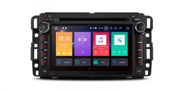 Chevrolet / Buick / GMC / Hummer | Various | Android 9.0 | Octa Core | 4GB RAM & 64GB ROM | PBX79JCC