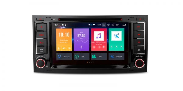 VW | Touareg | Android 9.0 | Octa Core | 4GB RAM & 64GB ROM | PBX79TRV