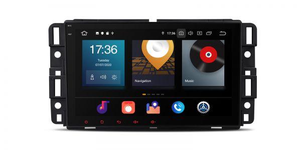 Chevrolet / Buick / GMC / HUMMER | Various | Android 10 | Octa Core | 4GB RAM & 64GB ROM | PBX80JCCL