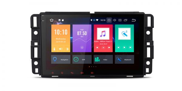 Chevrolet / Buick / GMC / HUMMER | Various | Android 9.0 | Octa Core | 4GB RAM & 64GB ROM | PBX89JCCL