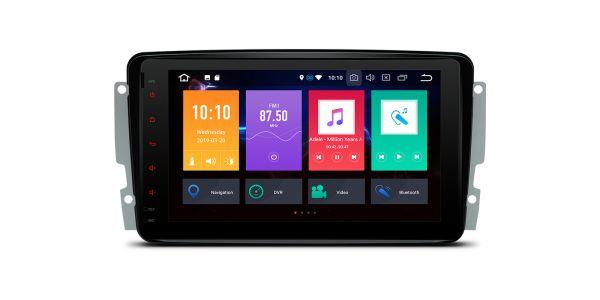 Mercedes-Benz   Various   Android 9.0   Octa Core   4GB RAM & 64GB ROM   PBX89M203L