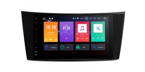 Mercedes-Benz   Various   Android 9.0   Octa Core   4GB RAM & 64GB ROM   PBX89M211L