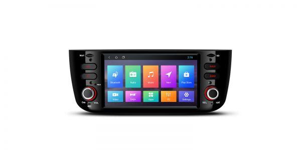 Fiat | Grande Punto / Linea | Android 8.1 | Quad Core | 1GB RAM & 16GB ROM | PC68GPFL