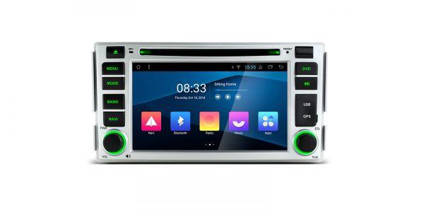 Hyundai | Santa Fe | Android 8.1 | Quad Core | 1GB RAM & 16GB ROM | PC68SFHX