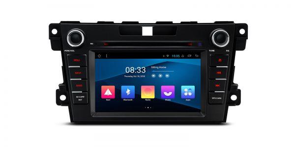 Mazda | CX-7 | Android 8.1 | Quad Core | 1GB RAM &16GB ROM | PC78CX7M