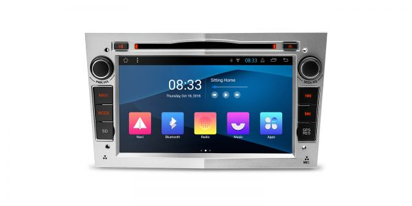 Opel / Vauxhall | Various | Android 9.0 | Quad Core | 1GB RAM &16GB ROM | PC79OLOS-S