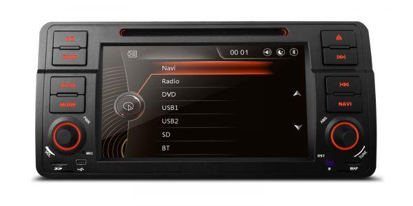 BMW Original User Interface