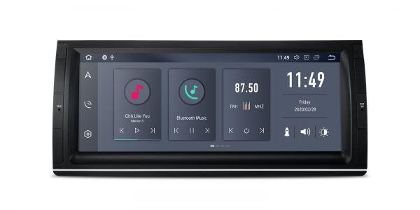 BMW | X5 | Android 10 | Hexa Core | 4GB RAM & 64GB ROM | PQ1053BL