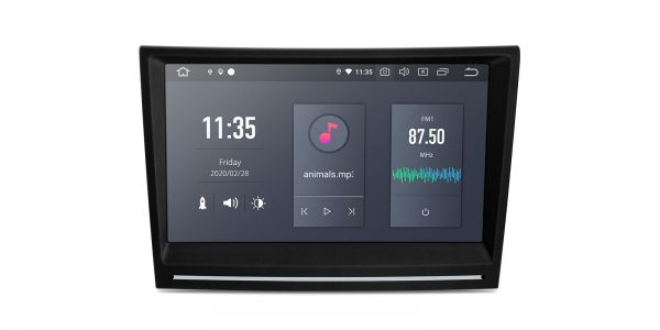 Porsche | Various | Android 10 | Hexa Core | 4GB RAM & 64GB ROM | PQ80CMPL+FOBB02K