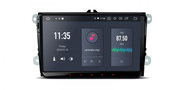 VW / Skoda / Seat | Various| Android 10 | Hexa Core | 4GB RAM & 64GB ROM | PQ90MTVL