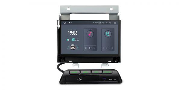 Land Rover | Freelander 2 | Android 10 | Hexa Core | 4GB RAM & 64GB ROM | HD Output | PQS70DLRL
