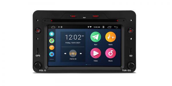 Alfa Romeo | Various | Android 10 | Quad Core | 2GB RAM & 32GB ROM | PSA60ARA