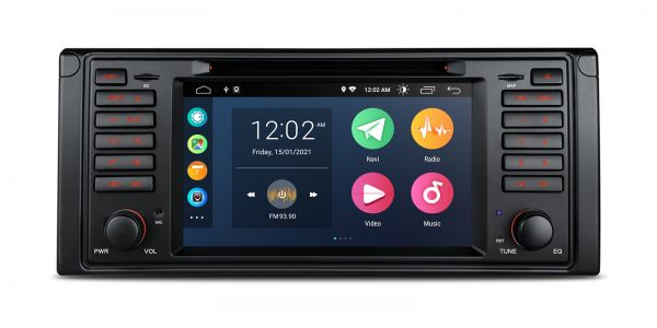 BMW | Various | Android 10 | Quad Core | 2GB RAM & 16GB ROM | PSA7039B
