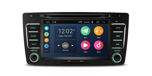 Skoda | Various | Android 10 | Quad Core | 2GB RAM & 32GB ROM | PSA70CTS