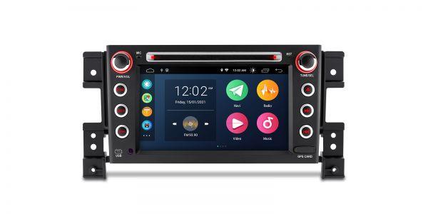 Suzuki| Grand Vitara | Android 10 | Quad Core | 2GB RAM & 32GB ROM | PSA70GVS