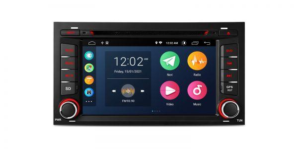 SEAT   Leon   Android 10   Quad Core   2GB RAM & 32GB ROM   PSA70LES