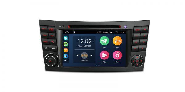 Mercedes-Benz | Various | Android 10 | Quad Core | 2GB RAM & 32GB ROM | PSA70M211