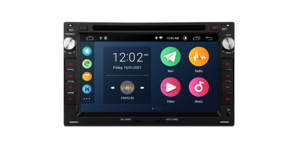 Volkswagen / Seat / Skoda | Various | Android 10 | Quad Core | 2GB RAM & 32GB ROM | PSA70MTW