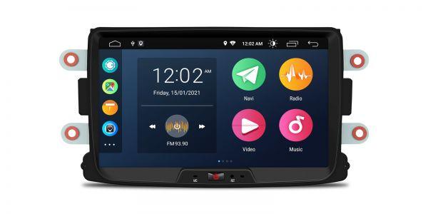 Dacia & Renault | Various | Android 10 | Quad Core | 2GB RAM & 32GB ROM | PSA80DCRL