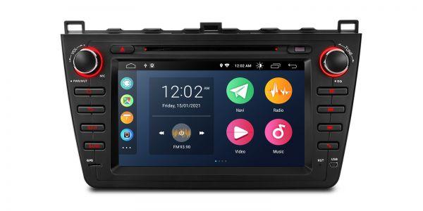 Mazda 6 | Android 10 | Quad Core | 2GB RAM & 32GB ROM | PSA80M6M
