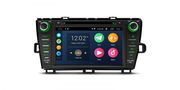Toyota   Prius   Android 10   Quad Core   2GB RAM & 32GB ROM  PSA80PST-RB