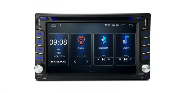 Nissan | Various | Built-in DSP |Android 10 | 2GB RAM & 16GB ROM | PSD60UNN