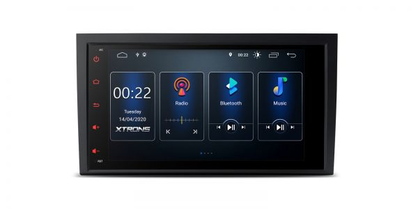 Audi / SEAT | Various | Built-in DSP |Android 10 | 2GB RAM & 16GB ROM | PSD80A4AL