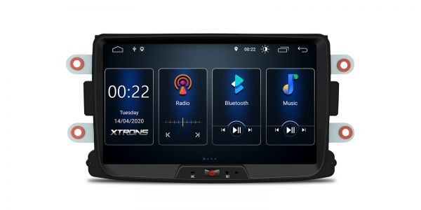 Dacia & Renault | Various | Built-in DSP |Android 10 | 2GB RAM & 16GB ROM | PSD80DCRL
