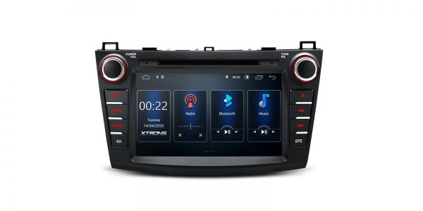 Mazda 3| Full RCA Output | Built-in DSP |Android 10 | 2GB RAM & 16GB ROM | PSD80NM3M