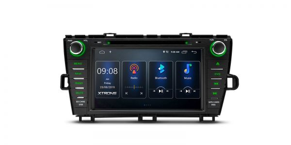 Toyota | Prius | Android 10 | Quad Core | 2GB RAM &16GB ROM | PSD80PST-RB