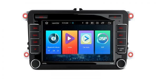 Volkswagen / Seat / Skoda | Various  | Android 10 | Quad Core | 2GB RAM & 32GB ROM | PSF70MTVL