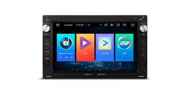 Volkswagen / Seat / Skoda | Various  | Android 10 | Quad Core | 2GB RAM & 32GB ROM | PSF70MTWL