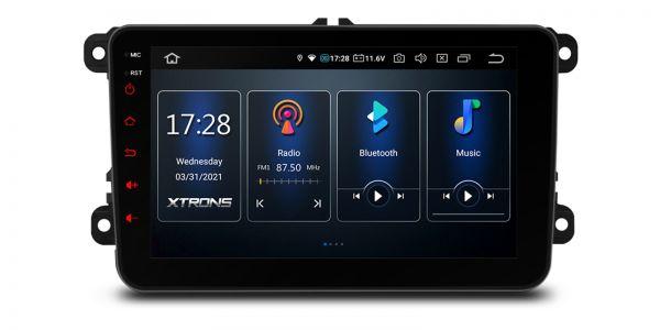VW / SEAT / SKODA | Various | Android 10 | Quad Core | Cortex A35 | 2GB RAM 32GB ROM | PSN80MTVL