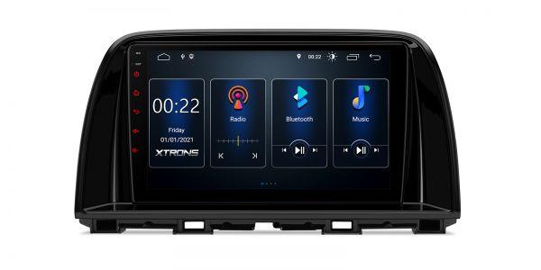 Mazda | CX-5  | Android 10 | Quad Core | 2GB RAM & 32GB ROM | PSP90CX5M