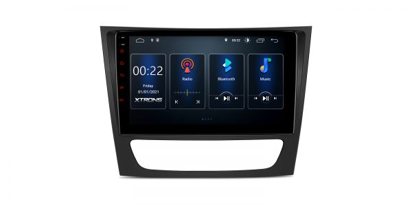 Mercedes-Benz | Various | Android 10 | Quad Core | 2GB RAM & 32GB ROM| PSP90M211
