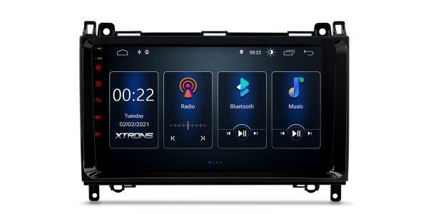 Mercedes-Benz | Various | Android 10 | Quad Core | 2GB RAM & 32GB ROM| PSP90M245