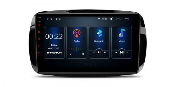 Mercedes-Benz | Smart | Android 10 | Quad Core | 2GB RAM & 32GB ROM| PSP90MSMTN