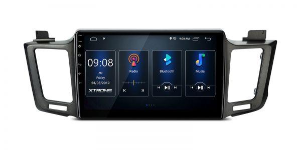 Toyota | RAV4 | Android 10 | Quad Core | 2GB RAM &16GB ROM | PST10RVT_L