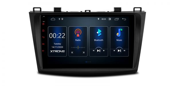 Mazda 3 | Head Unit |Built-in DSP |Android 10 | 2GB RAM & 16GB ROM | PST90NM3M