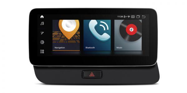 Audi | Q5 | Android 10 | Qualcomm | Octa Core | 4GB RAM & 64GB ROM | QA10Q5H_LS