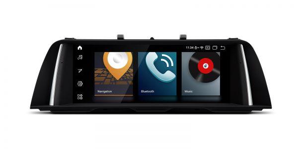 BMW | 5 Series | Android 10 | Qualcomm | Octa Core | 4GB RAM & 64GB ROM | QB10FVCI