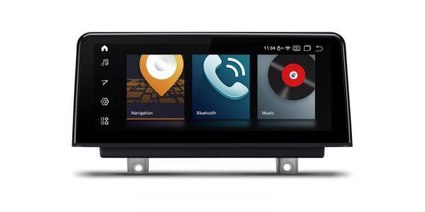 BMW | Various | Android 10 | Qualcomm | Octa Core | 4GB RAM & 64GB ROM | QB10NBNE_R