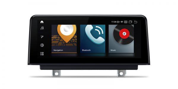 BMW | Various | Android 10 | Qualcomm | Octa Core | 4GB RAM & 64GB ROM | QB10NBTH