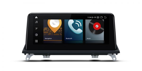 BMW | Various | Android 10 | Qualcomm | Octa Core | 4GB RAM & 64GB ROM | QB10X5CC