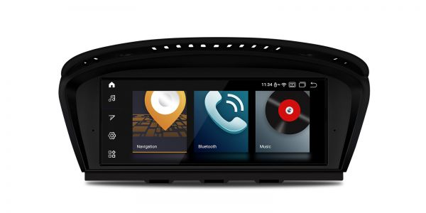 BMW | Various | Android 10 | Qualcomm | Octa Core | 4GB RAM & 64GB ROM | QB8060CI